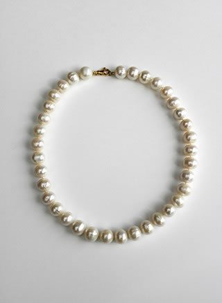 Zoetwaterparels Collier €680